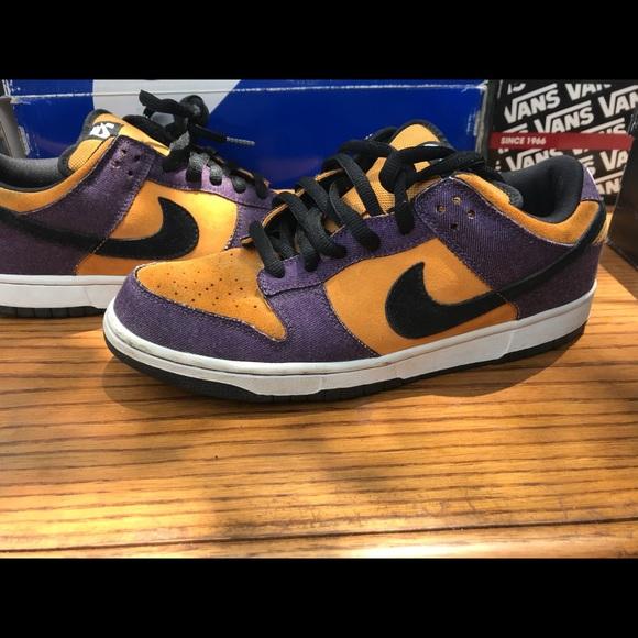 competitive price d72e8 b574b Nike SB Goofy Boys Dunk Low Shoes